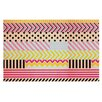 KESS InHouse Decorative Tape by Louise Machado Decorative Doormat