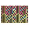 KESS InHouse Deco Decorative Doormat