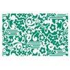 KESS InHouse Esmerald by Louise Machado Decorative Doormat