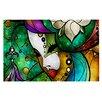 KESS InHouse Nola by Mandie Manzano Decorative Doormat