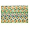 KESS InHouse Celebration by Pom Graphic Design Decorative Doormat