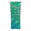 KESS InHouse Fractal Curtain Panels (Set of 2)