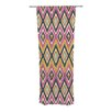 KESS InHouse Sequoyah Tribals Curtain Panels (Set of 2)