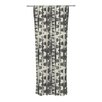 KESS InHouse Abstract Curtain Panels (Set of 2)