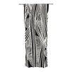 KESS InHouse Graphique Curtain Panels (Set of 2)