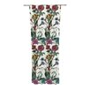 KESS InHouse Margaret Curtain Panels (Set of 2)
