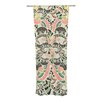 KESS InHouse Too Much Curtain Panels (Set of 2)