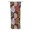 KESS InHouse Jerome Curtain Panels (Set of 2)
