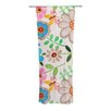 KESS InHouse The Garden Curtain Panels (Set of 2)