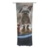 KESS InHouse Grover Curtain Panels (Set of 2)