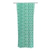 KESS InHouse Tribal Forest Curtain Panels (Set of 2)