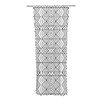 KESS InHouse Tribal Expression Curtain Panels (Set of 2)