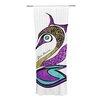 KESS InHouse Dreams Swan Curtain Panels (Set of 2)