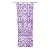 KESS InHouse Tribal Mosaic Curtain Panels (Set of 2)