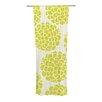 KESS InHouse Grape Blossoms Curtain Panels (Set of 2)