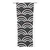 KESS InHouse Art Deco Curtain Panels (Set of 2)