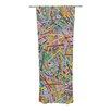 KESS InHouse More Sprinkles Curtain Panels (Set of 2)
