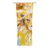 KESS InHouse Wild One Curtain Panels (Set of 2)