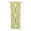 KESS InHouse Tessellation Curtain Panels (Set of 2)