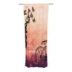 KESS InHouse Vintage Forest Curtain Panels (Set of 2)