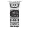 KESS InHouse Hakuna Matata Curtain Panels (Set of 2)