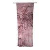 KESS InHouse Magic Tricks Curtain Panels (Set of 2)