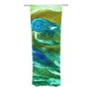 KESS InHouse Hurricane Curtain Panels (Set of 2)