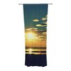 KESS InHouse Conquer Your World Curtain Panels (Set of 2)