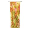 KESS InHouse Walk In The Forest Curtain Panels (Set of 2)