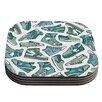KESS InHouse Sneaker Lover III by Brienne Jepkema Coaster (Set of 4)