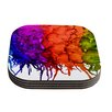 KESS InHouse Rainbow Splatter by Claire Day Coaster (Set of 4)