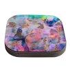 KESS InHouse Sparkle Mist by Nikki Strange Coaster (Set of 4)