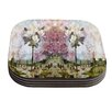 KESS InHouse The Magnolia Trees by Suzanne Carter Coaster (Set of 4)