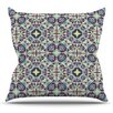 KESS InHouse Curiousity by Allison Soupcoff Throw Pillow