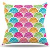 KESS InHouse Rina by Anneline Sophia Throw Pillow