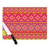 KESS InHouse Mexicalli Cutting Board