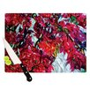 KESS InHouse Bougainvillea Cutting Board