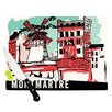 KESS InHouse Montmartre Cutting Board