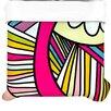 KESS InHouse Fake Colors Duvet Collection