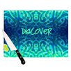 KESS InHouse Tattooed Discovery Cutting Board