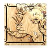 <strong>KESS InHouse</strong> Ram by Jennie Penny Graphic Art Plaque