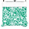 <strong>Esmerald Duvet Cover</strong> by KESS InHouse