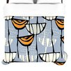 KESS InHouse Eden Duvet Collection