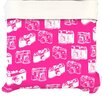 KESS InHouse Camera Pattern Duvet Collection
