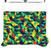 KESS InHouse Fruit and Fun Duvet Collection