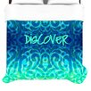KESS InHouse Tattooed Discovery Duvet Collection