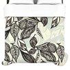 KESS InHouse Java Leaf Duvet Collection