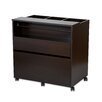 South Shore Crea 30'' Craft Storage Cabinet on Wheels
