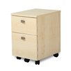 South Shore Interface 2 Drawer Mobile File Cabinet