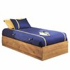 Amesbury Twin Captain Bed